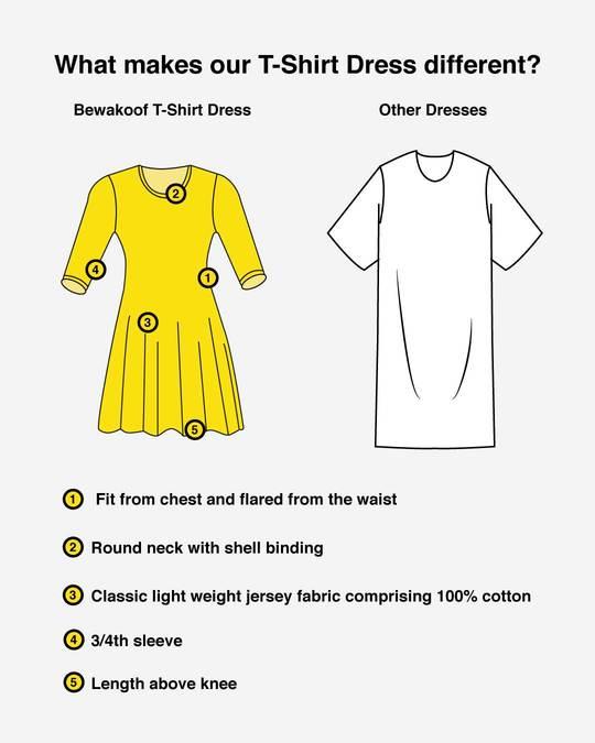 Shop Lilac Breeze Flared Dress-Design