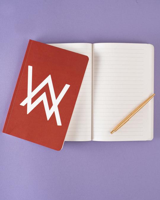 Shop A.W. Music Notebook