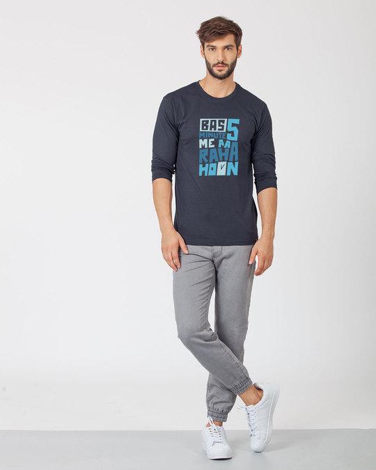 Shop Aa Raha Hoon Full Sleeve T-Shirt-Full
