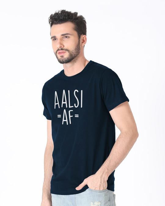 Shop Aalsi Af Half Sleeve T-Shirt-Full