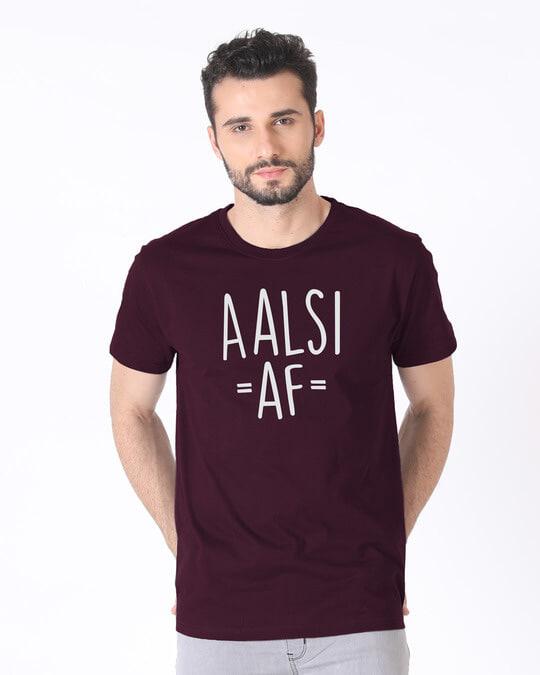 Shop Aalsi Af Half Sleeve T-Shirt-Back