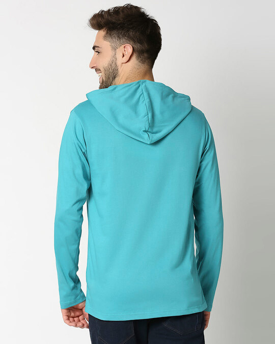 Shop Absolutely Awesome Bunny Full Sleeve Hoodie-Back