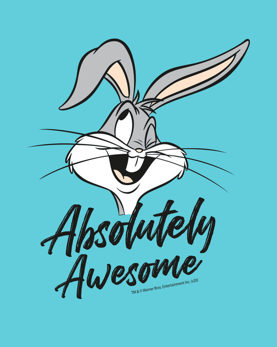 Shop Absolutely Awesome Bunny Full Sleeve Hoodie-Full