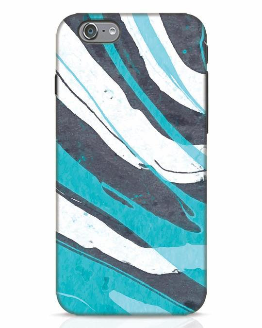 Shop Abstract Watercolor iPhone 6s Mobile Cover-Front