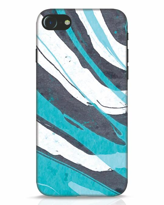 Shop Abstract Watercolor iPhone 7 Mobile Cover-Front
