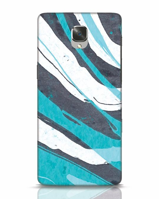 Shop Abstract Watercolor OnePlus 3T Mobile Cover-Front