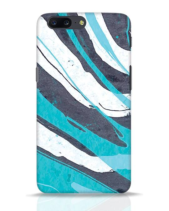 Shop Abstract Watercolor OnePlus 5 Mobile Cover-Front