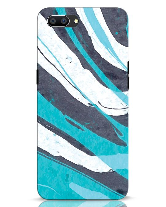 Shop Abstract Watercolor Realme C1 Mobile Cover-Front