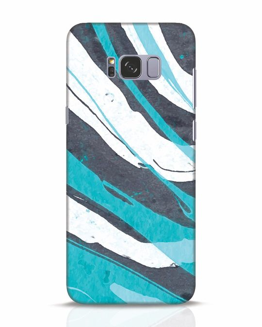 Shop Abstract Watercolor Samsung Galaxy S8 Plus Mobile Cover-Front