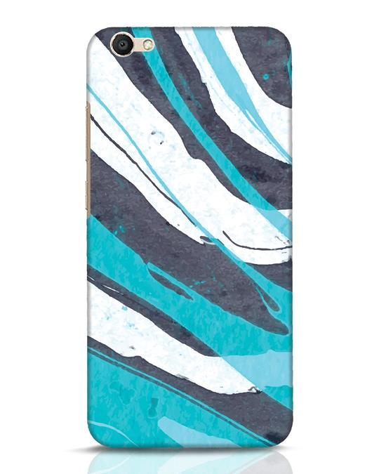 Shop Abstract Watercolor Vivo V5 Mobile Cover-Front