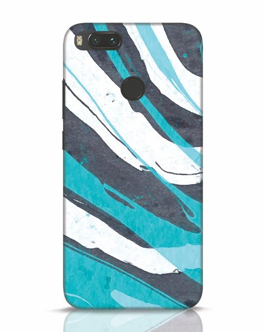 Shop Abstract Watercolor Xiaomi Mi A1 Mobile Cover-Front
