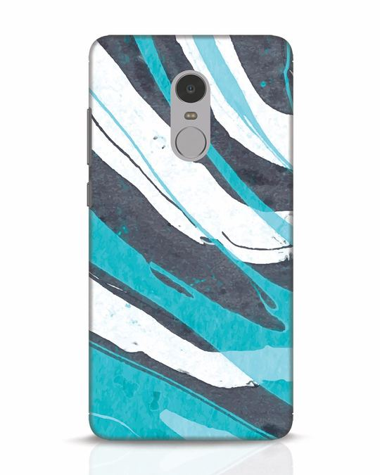 Shop Abstract Watercolor Xiaomi Redmi Note 4 Mobile Cover-Front