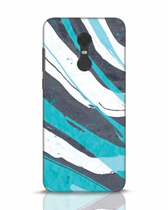 Shop Abstract Watercolor Xiaomi Redmi Note 5 Mobile Cover-Front