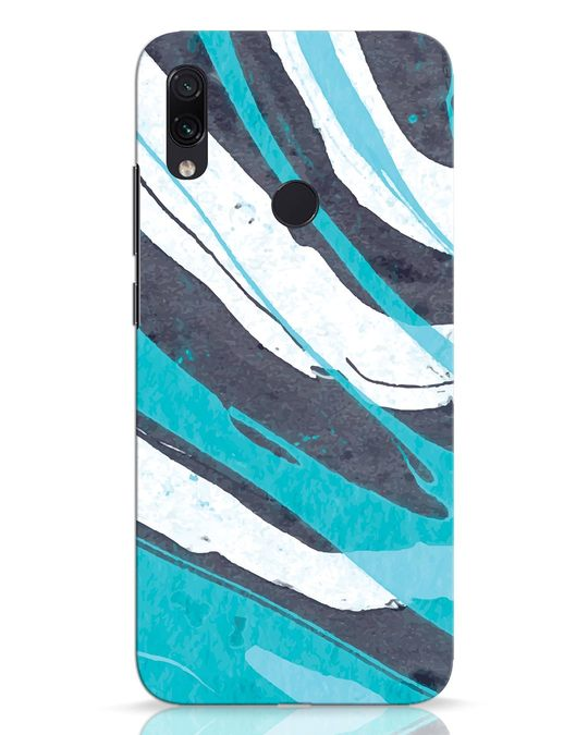 Shop Abstract Watercolor Xiaomi Redmi Note 7 Pro Mobile Cover-Front