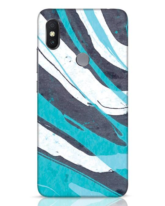 Shop Abstract Watercolor Xiaomi Redmi Y2 Mobile Cover-Front