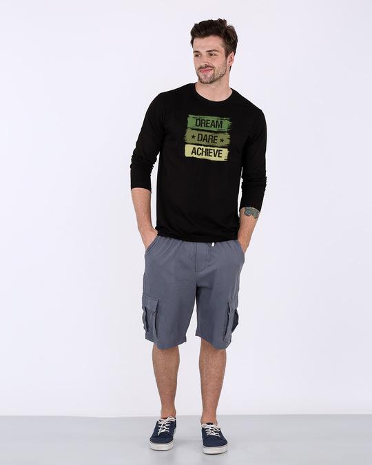 Shop Achieve Full Sleeve T-Shirt