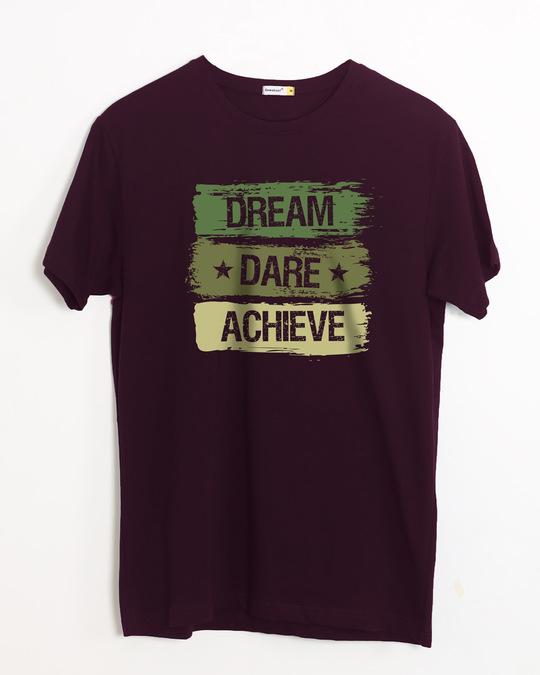 Shop Achieve Half Sleeve T-Shirt-Front