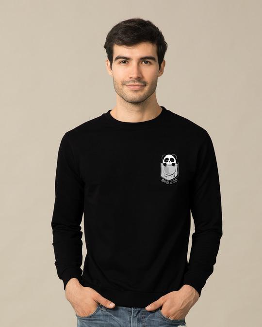 Shop Addicted To Sleep Sweatshirt-Back