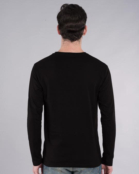 Shop Adjust Your Altitude Full Sleeve T-Shirt-Back