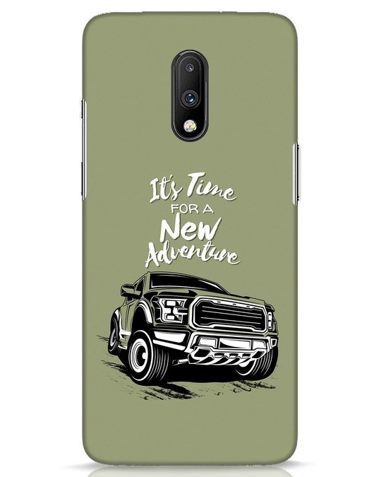 Shop Adventure Car OnePlus 7 Mobile Cover-Front