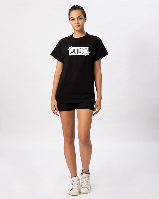 Shop Ajeeb Boyfriend T-Shirt