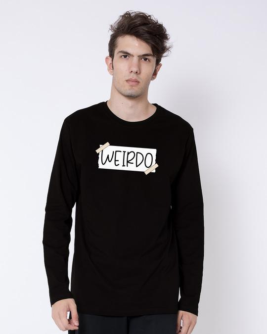 Shop Ajeeb Full Sleeve T-Shirt-Front