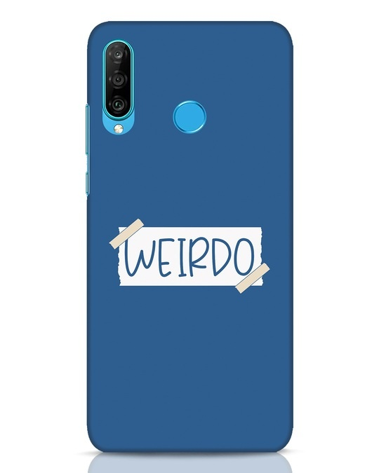 Shop Ajeeb Huawei P30 Lite Mobile Cover-Front