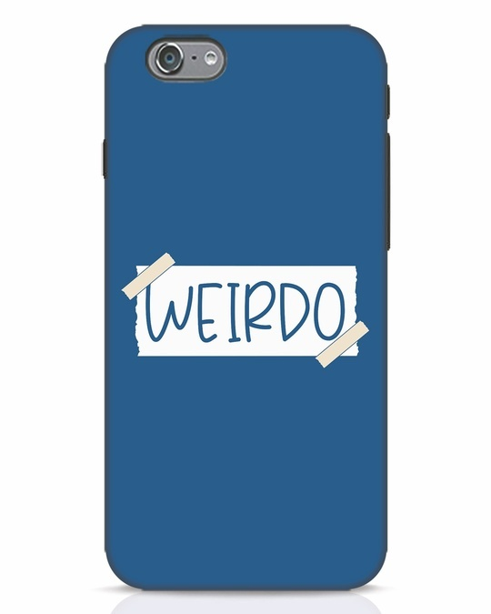 Shop Ajeeb iPhone 6s Mobile Cover-Front