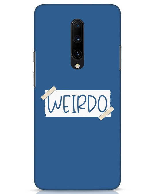 Shop Ajeeb OnePlus 7 Pro Mobile Cover-Front