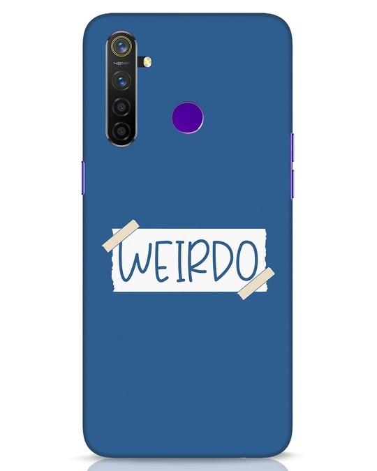 Shop Ajeeb Realme 5 Pro Mobile Cover-Front