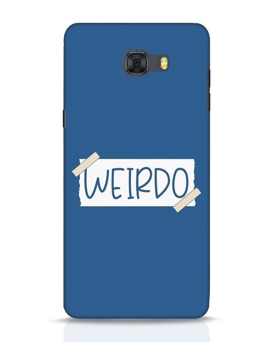 Shop Ajeeb Samsung Galaxy C9 Pro Mobile Cover-Front