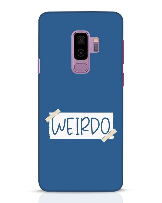 Shop Ajeeb Samsung Galaxy S9 Plus Mobile Cover-Front