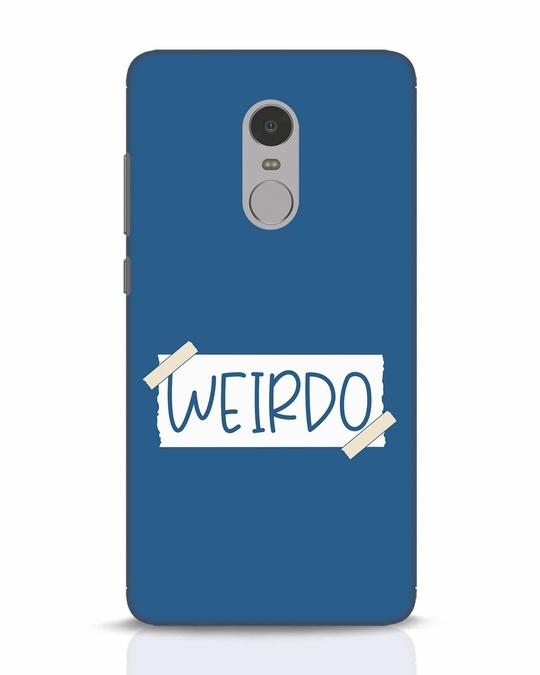 Shop Ajeeb Xiaomi Redmi Note 4 Mobile Cover-Front