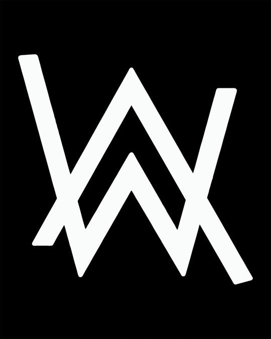 Shop A.W. Music Full Sleeve T-Shirt (GID)
