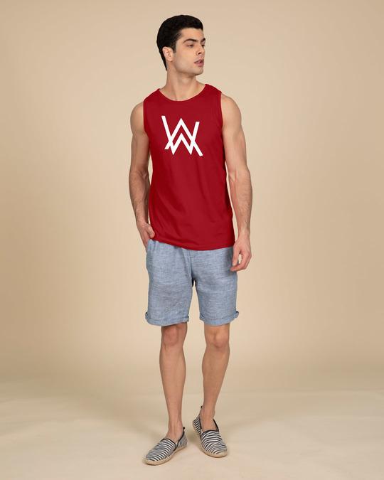 Shop Alan Walker Vest (GID)