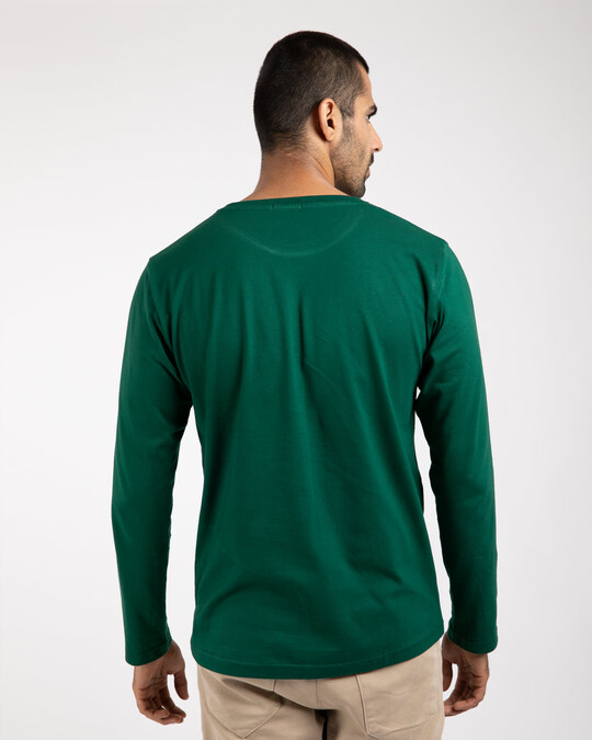Shop All Are Same Full Sleeve T-Shirt-Back
