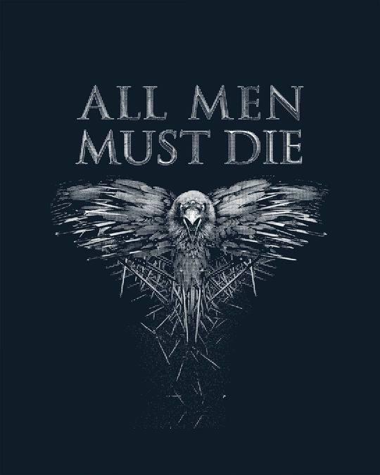 Shop All Men Must Die Sweatshirt (GTL)-Full