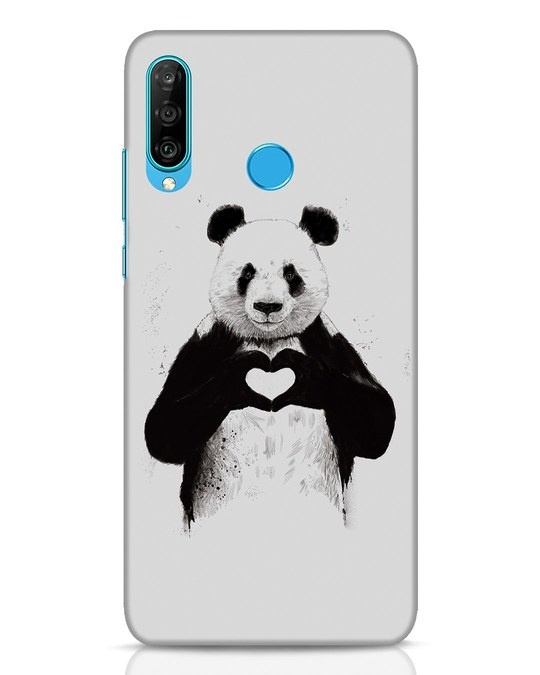 Shop All You Need Is Love Huawei P30 Lite Mobile Cover-Front