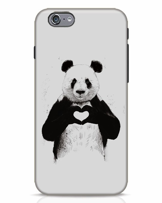 Shop All You Need Is Love iPhone 6s Mobile Cover-Front