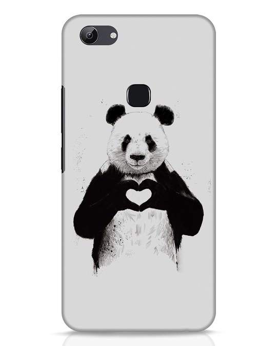 Shop All You Need Is Love Vivo Y83 Mobile Cover-Front