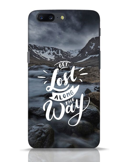 Shop Along The Way OnePlus 5 Mobile Cover-Front