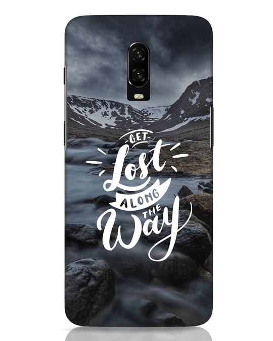 Shop Along The Way OnePlus 6T Mobile Cover-Front