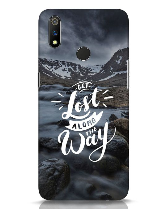 Shop Along The Way Realme 3 Pro Mobile Cover-Front