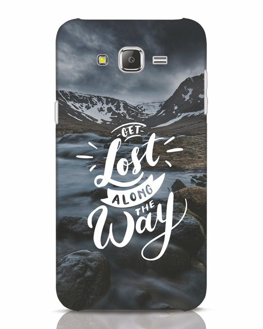 Shop Along The Way Samsung Galaxy J7 Mobile Cover-Front