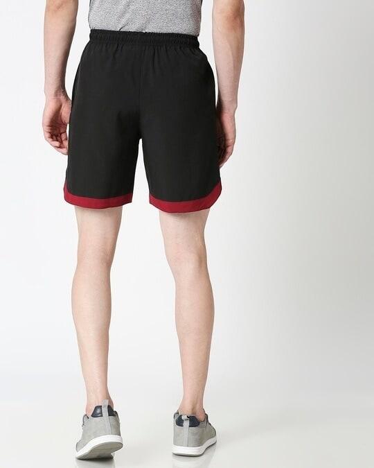 Shop ALSTYLE Men Black Shorts-Full