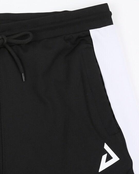 Shop ALSTYLE Men Black Track Pant