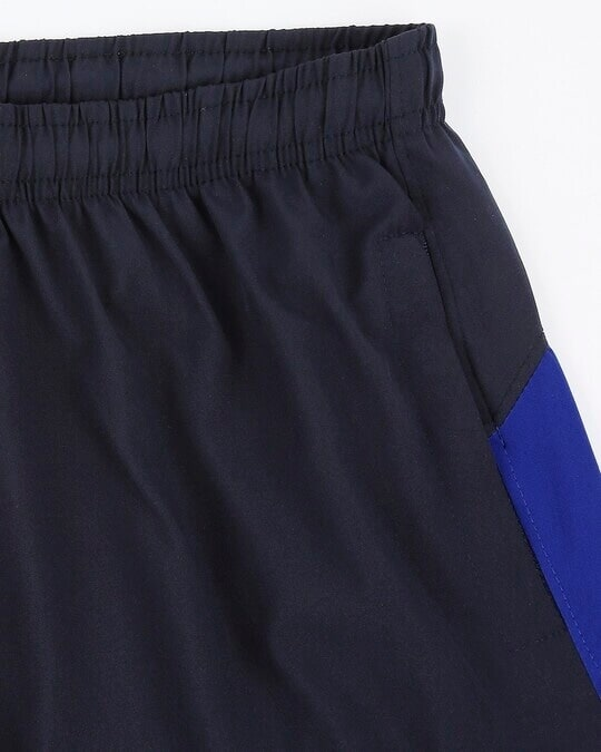 Shop ALSTYLE Men Navy Shorts