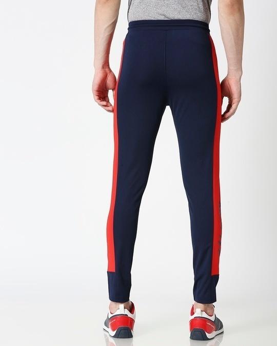Shop ALSTYLE Men Navy Track Pant