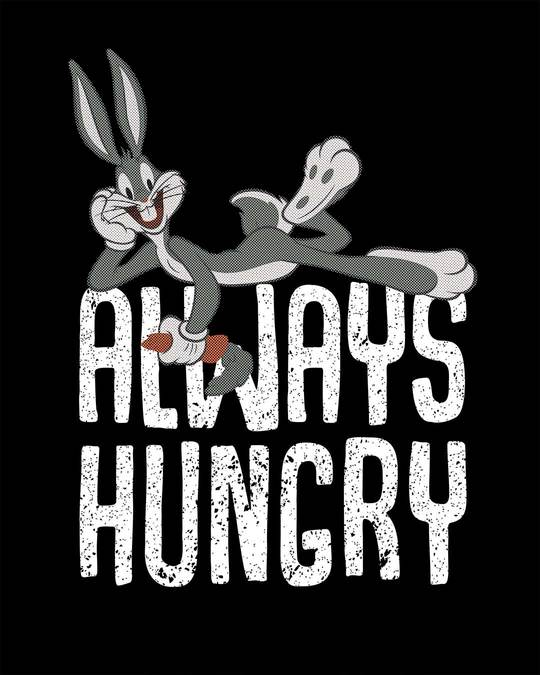 Shop Always Hungry Bugs Full Sleeve T-Shirt (LTL)-Full