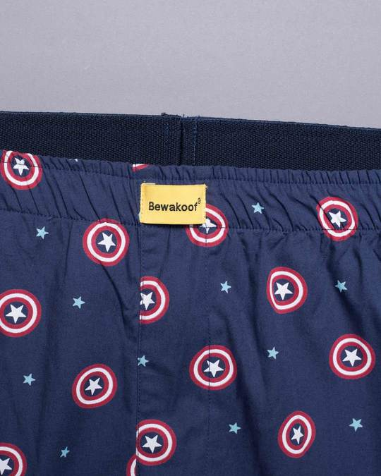 Shop America Shield All Over Printed Boxer (AVL)